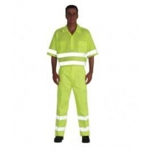 Camisa alta visibilidad 3004af m/corta t48 amarilla vesin VESIN