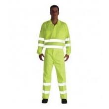Camisa alta visibilidad 3005af m/larga t46 amarilla VESIN