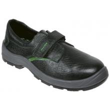 Zapato diamante velcro totale S3 negro 247 PANTER