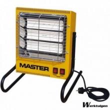 Generador electrico infrarrojos TS3A suelo MASTER