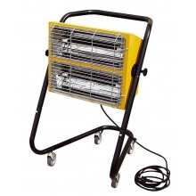 Generador electrioc infrarojos HALL-3000 suelo master MASTER