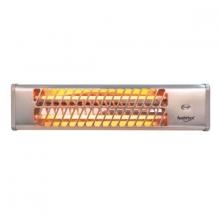 Radiador de cuarzo pared E332 600/1200w HABITEX
