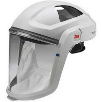 Pantalla M106 visor policarbonato respiracion autonoma QRS 3M