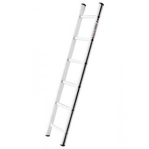 Escalera aluminio simple 6 peldaños alupro 2,73 mts HYMER