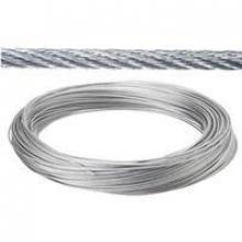 Cable acero galvanizado 6x7+1 2mm (rollo 25m)