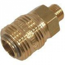 "Enchufe rapido 1/4"" macho 24k  800l"