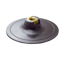 Plato soporte 115mm goma lijado velcro VARIOPAD