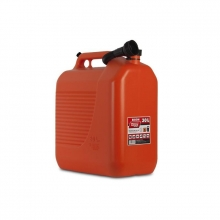 Bidón cánula 30 litros naranja TAYG