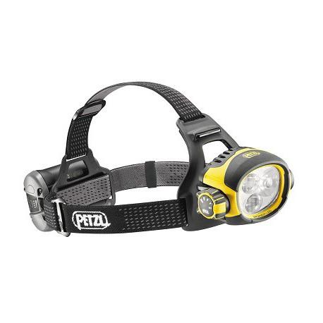Linterna Ultra Vario ultrapotente 520 lm batería PETZL