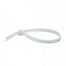 Brida nylon natural 3.5x225mm  (100 unidades) SAPISELCO