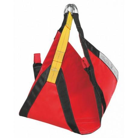 Triangulo evacuacion bermude c80 PETZL