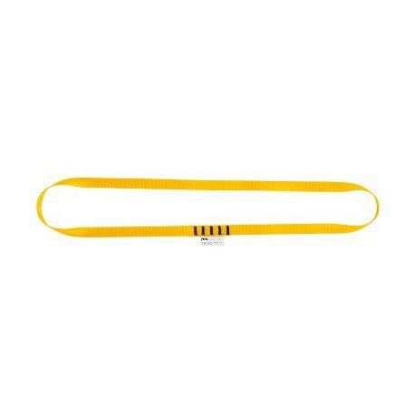 Anillo cinta Anneau 60cm amarillo PETZL
