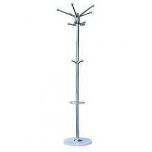 Perchero metalico de pie 177cms
