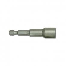 """Llave vaso magnetica 8mm insercion hex 1/4"""" macho BIANDITZ"""