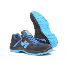 Zapatilla Style S1P SRC azul marino JHAYBER