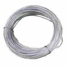 Cable acero galvanizado 6x7+1 3mm (rollo 1000m)