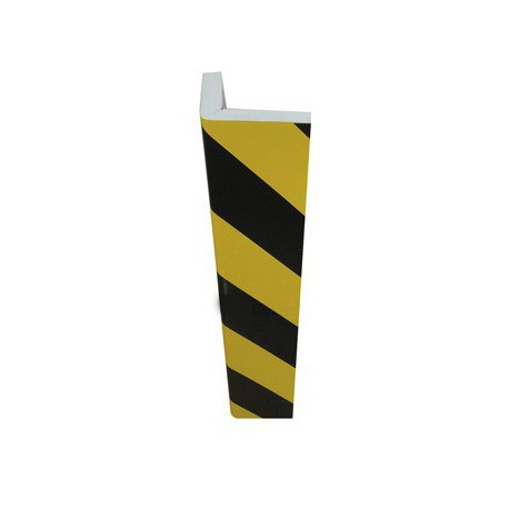 Protector negro/amarillo 400x 75mm pu4015nj ASLAK