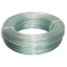 Cable acero plastificado 6x7+1 2x3mm