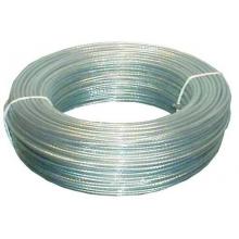 Cable acero plastificado 6x7+1 6x8mm