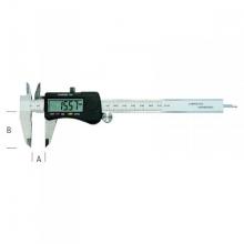 Calibre digital 0-155mm METRICA