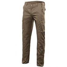 Pantalon multibolsillos stretch 103002s-46 beige VELILLA