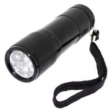 Linterna 9 LED aluminio 60.362 ELECTRODH