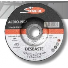 Disco desbaste E-230x7 A-PSF-AS SINEX