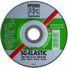Disco corte piedra EH-115-2.4 C30 R SG PFERD