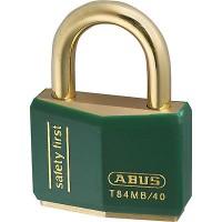 Candado Abus T84MB/40 inox verde ABUS