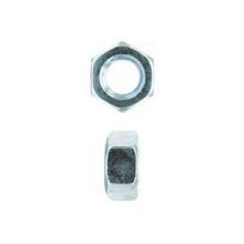 Tuerca DIN 934 M-27 C.8 Hexagonal zinc   (21 unidades)