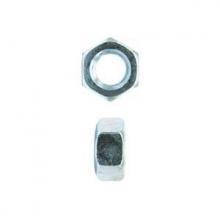 Tuerca DIN 934 M- 6 C.8 Hexagonal zinc   (1000 unidades)