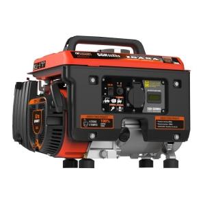 Grupo electrogeno ISASA 1000W 230V manual GENERGY