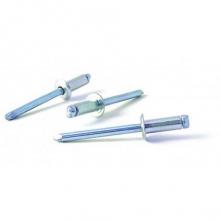 Remache aluminio estandar 4.8x27mm  BRALO
