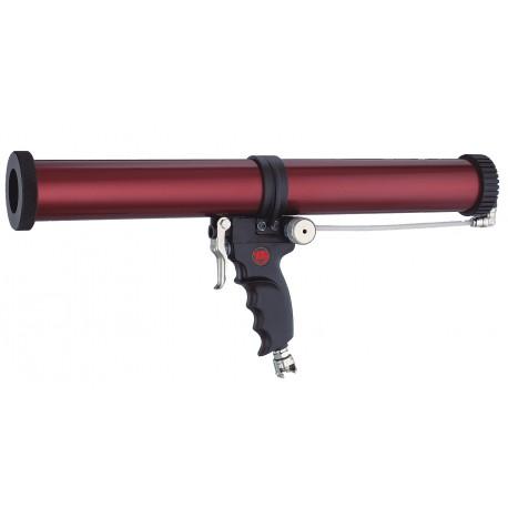 Pistola Silicona Neumática YA-920 600ml YAIM