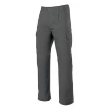 Pantalon multibolsillos forrado 103006-8 gris VELILLA