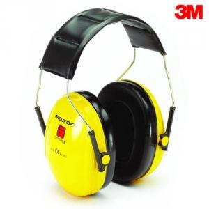 Protector oidos Optime I H510A diadema baja atenuación 3M