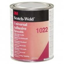 Adhesivo 1022 en base disolvente 1l 3M