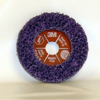 Disco Clean & Strip XT-DB 178mm purpura 3M