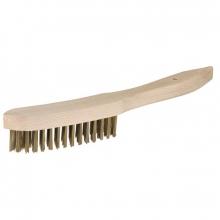 Cepillo manual soldador 3 hileras MS JAZ