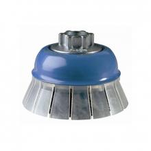 Cepillo taza HSTG 65x0,50x14 acero con guarda protectora JAZ