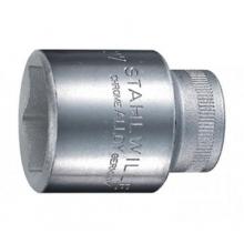 "Boca de llave de vaso 1/2"" 17mm hexagonal STAHLWILLE"