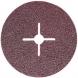 Disco de lija soporte fibra 115-22 A grano 60 PFERD