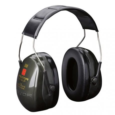Protector oidos peltor h520a Optime II media aten 3M