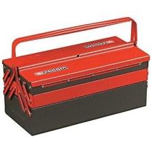 Caja de herramientas metálicas 5 compartimentos BT.13A FACOM