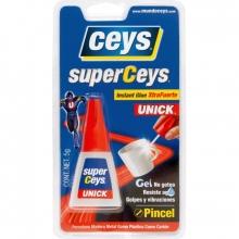 Adhesivo instantaneo Superunick pincel 5 grs CEYS