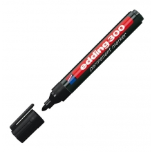 Rotulador permanente 300 negro 1,5-3mm EDDING