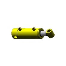 Cilindro hidraulico de doble efecto 704-3 carrera 300mm CICROSA