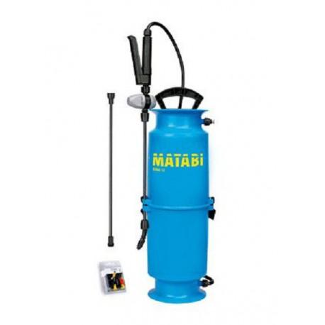Pulverizador kima-12 12L azul MATABI