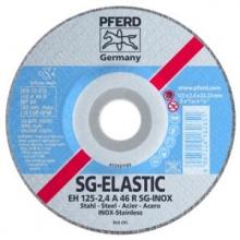 Disco corte EH Ø230x2,5mm A24 R SG-inox (10 unidades) PFERD