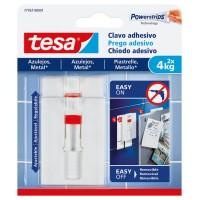 Clavo adhesivo ajustable azulejos hasta 4kg TESA